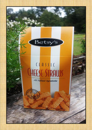 Betsy's Best Old Fashion Cheese Straws
