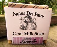 Old Fashion Lavender Goat Milk Soap