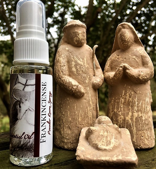 """Frankincense """"A Gift Fit For A King"""""""