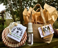 "Frankincense Powder Room Special Gift Bag  ""A Gift Fit For A King"""