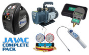 Complete Refrigeration Service Tool Pack