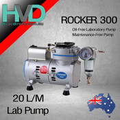 Rocker 300 Dry Vacuum Lab Pump 20L/M DEMO Unit