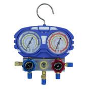 R134a 2 valve Refrigerant Manifold
