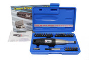 Torque Screwdriver 28pcs Set