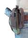 ambidextrous belt holster