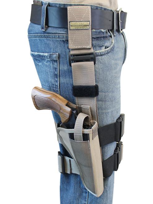 revolver leg holster