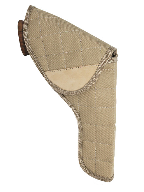 "Desert Sand Flap Holster for 4"" Revolvers"