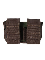 Holster store: Woodland Green Double Speed Loader Pouch for .22 .38 .357 Revolvers