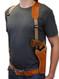 """shoulder holster for 6"""" revolvers"""