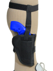 "ankle holster for 2"" revolvers"