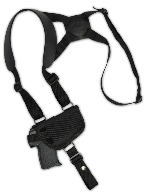 Horizontal Shoulder Holster for 380 Ultra-Compact 9mm 40 45 Pistols