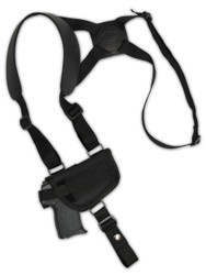 shoulder holster for ultra compact 9mm 40 45 pistols