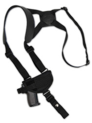 Horizontal Shoulder Holster for Mini 22 25 32 380 Pistols