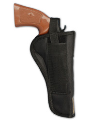 "Outside the Waistband Holster for 6"" 22 38 357 41 44 Revolvers"