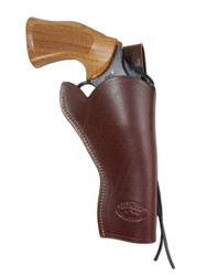 "forty niner style holster for 4"" revolvers"