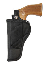 "Cross Draw Holster for 4"" Revolvers"