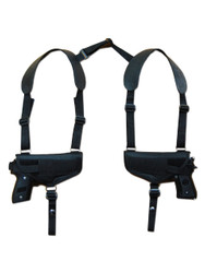 double gun shoulder holster