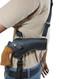 """shoulder holster for 4-5"""" revolvers"""