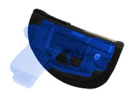 Inside the Waistband Holster for Mini/Pocket .22 .25 .32 .380 Pistols with LASER