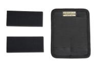 Under Desk/Dash/Bedside Hide Out Holster for Compact 9mm .40 .45 Pistols