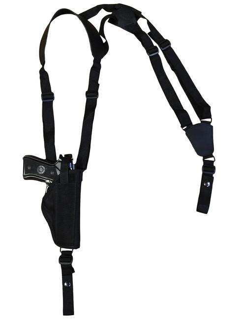 vertical shoulder holster