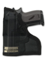 Ambidextrous Pocket Holster for Mini/Pocket .22 .25 .380 .32 Pistols