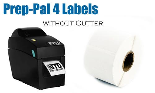 Prep-Pal 2 x 1 Labels