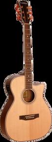 Freshman FA250GAC Cedar Creek Electro Acoustic Guitar