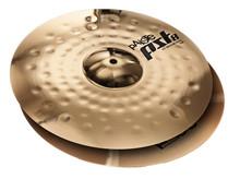 "Paiste PST8 14"" Medium Hi Hat Cymbals"