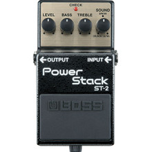 Boss ST-2 Power Stack Amplifier Modelling Effects Pedal