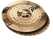 "Paiste PST8 14"" Sound Edge Hi Hat Cymbals"