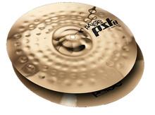 """Paiste PST8 14"""" Rock Hi Hat Cymbals"""