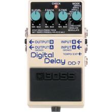 Boss DD-7 Digital Delay Effects Pedal