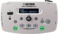 Boss VE-5-WH Vocal Performer Effects Pedal - White