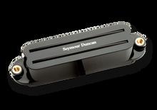 Seymour Duncan SHR-1n Hot Rails for Strat Neck Pickup - Black