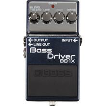 Boss BB-1X Bass Driver Effects Pedal