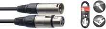 Stagg SMC20 20m Microphone Cable XLR to XLR
