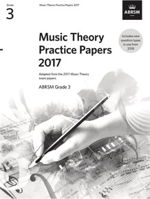 ABRSM Music Theory Practice Papers 2017 - Grade 3