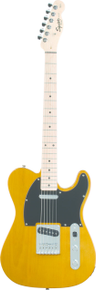 Squier Affinity Telecaster - Butterscotch Blonde