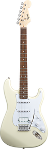 Squier Bullet Stratocaster HSS - Arctic White