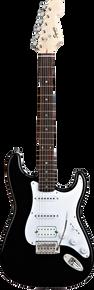 Squier Bullet Stratocaster HSS - Black