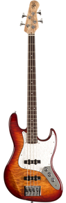 Michael Kelly Element 4Q J-Type Electric Bass Guitar - Aged Cherryburst