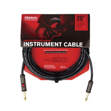 Planet Waves by D'Addario 20' Circuit Breaker Cable with Latching Cut-Off Switch