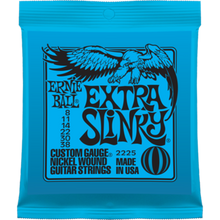 Ernie Ball Extra Slinky .008 - .038 Nickel Wound Guitar Strings