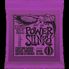 Ernie Ball Power Slinky .011 - .048 Nickel Wound Guitar Strings