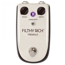 Danelectro Billionaire Tone Filthy Rich Tremolo Guitar Effects Pedal