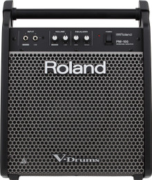 Roland PM-100 80 Watt V-Drums Personal Monitor Speaker