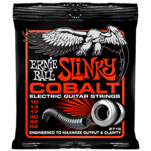Ernie Ball Cobalt Skinny Top Heavy Bottom .010 - .052 Guitar Strings