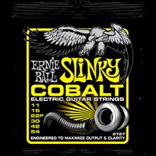 Ernie Ball Cobalt Beefy Slinky .011 - .054 Guitar Strings