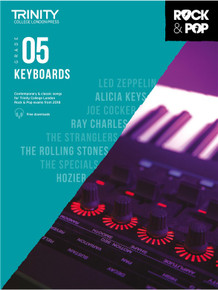 Trinity Rock & Pop 2018 Keyboards - Grade 5